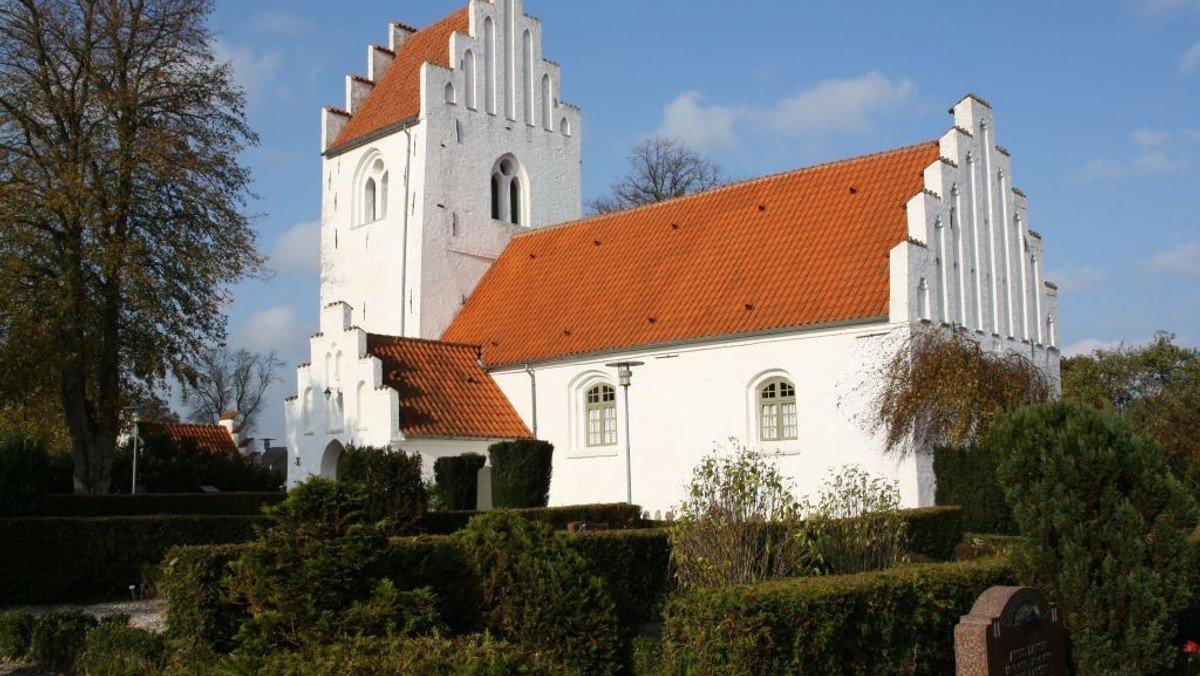 Høstgudstjeneste, Dåstrup kirke