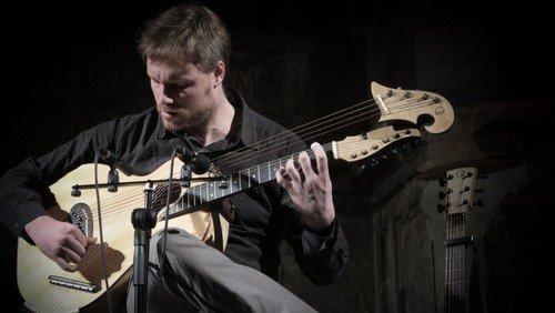 Sommerabendkonzert mit Malte Vief, Gitarre