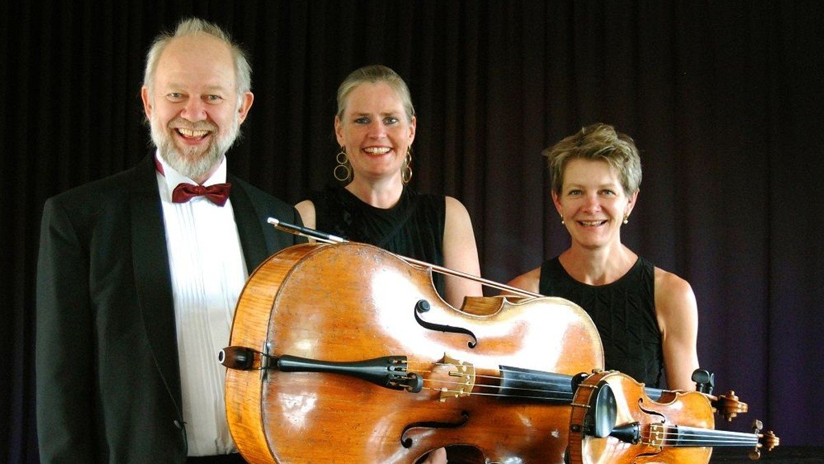 Koncert m Nordjysk salon trio