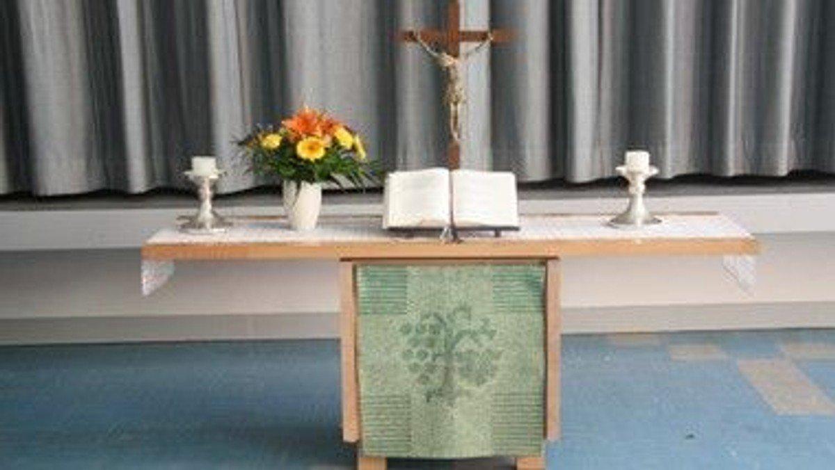 Gottesdienst in Luther