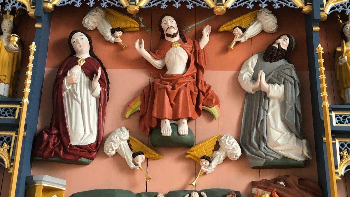 Gudstjeneste i Tjæreby kirke d. 8. august 2021 kl. 10.30