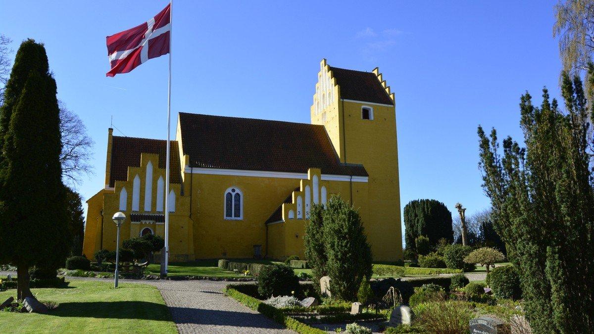 Konfirmation i Tjæreby kirke d. 15. august 2021 kl. 10.30