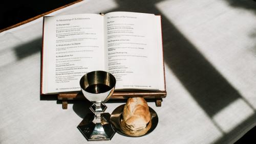 BCP - Holy communion