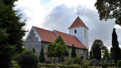 Alstrup Kirkevandring og Gudstjeneste