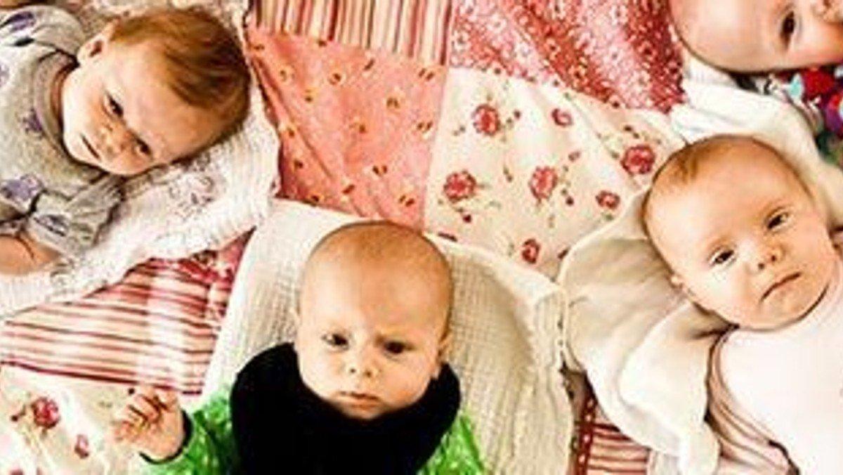 Babysalmesang - SLUT