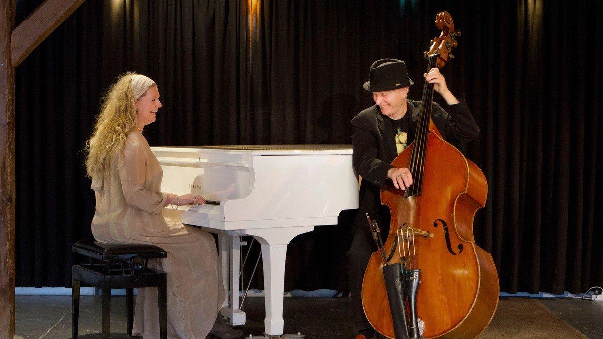 Koncert med Berg og Olafsson duo
