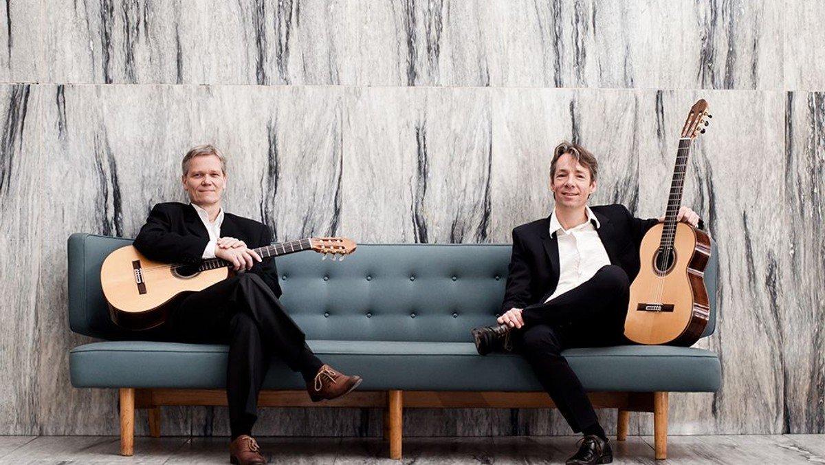 Den Skandinaviske Guitar Duo