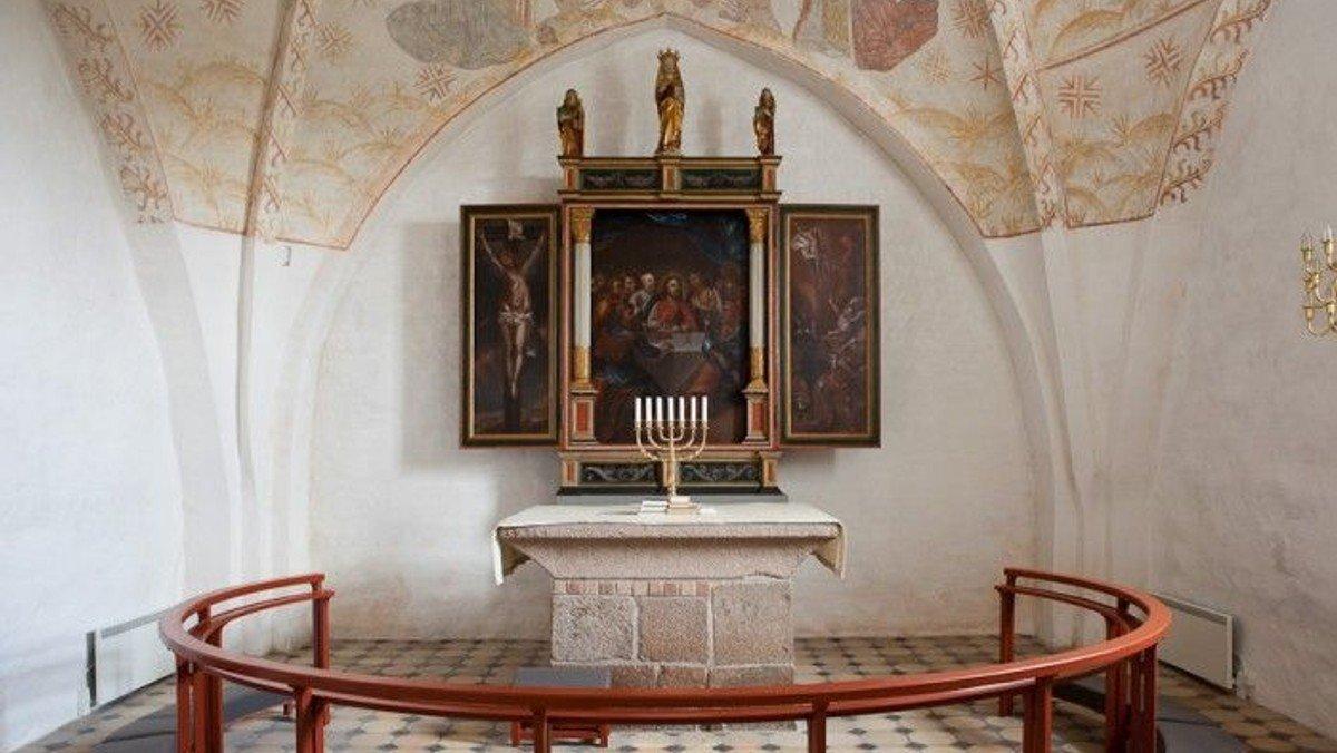 Gudstjeneste 15.s.e.Trinitatis
