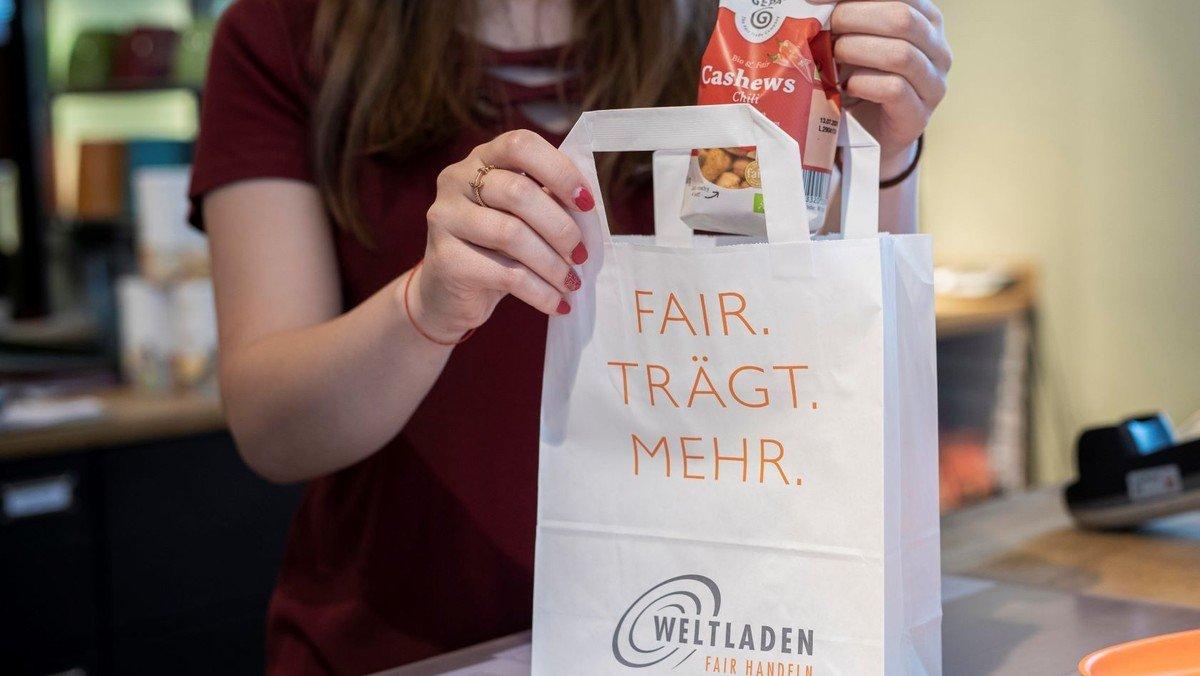 """Aktionstag """"Ökofairer Einkauf"""""""