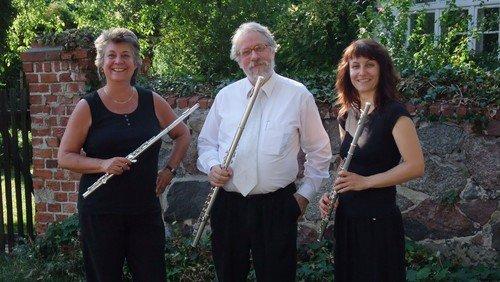MUSIC FOR A WHILE: Musik für 3 Flöten