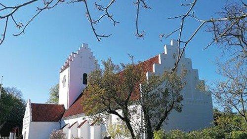 Aftenkirke i Marslev Kirke med efterfølgende kirkekaffe