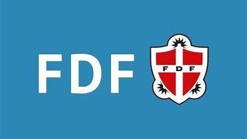 FDF afholder banko