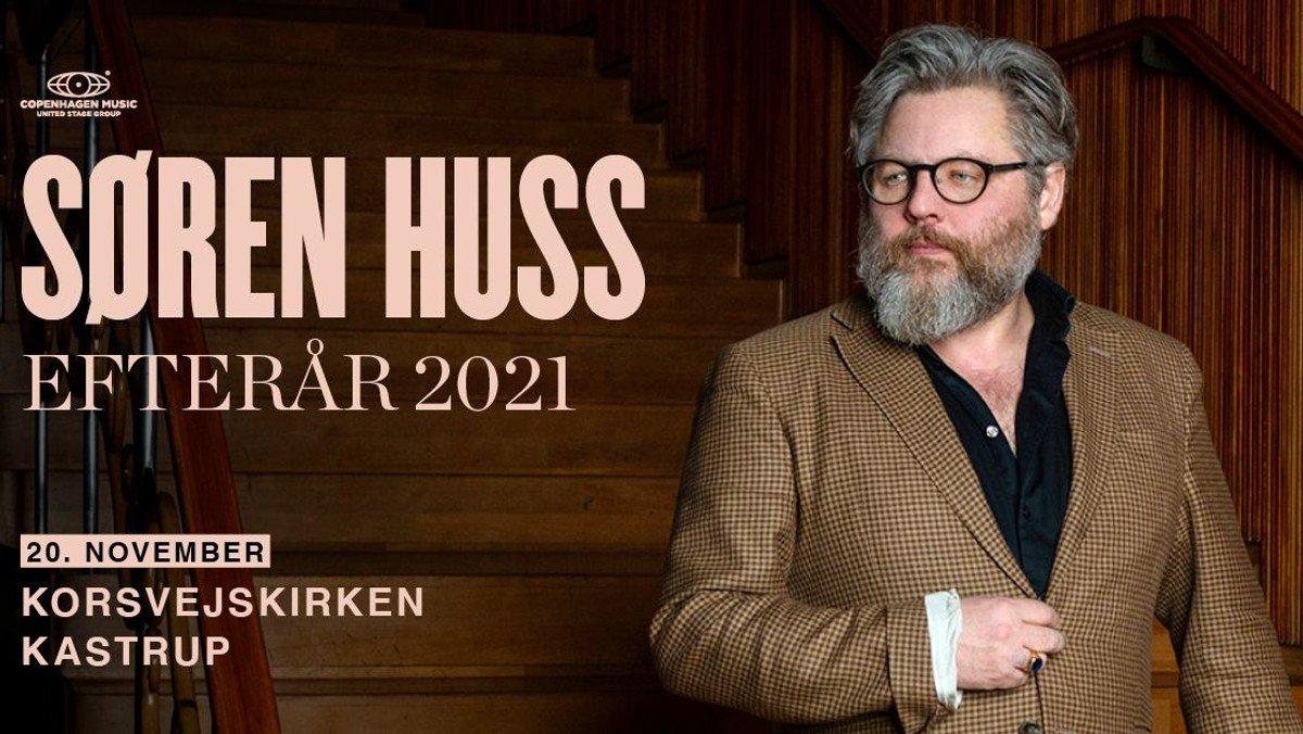 Søren Huss koncert