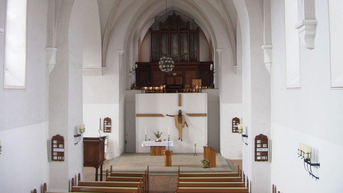 Musikalischer Gottesdienst in Schwedt