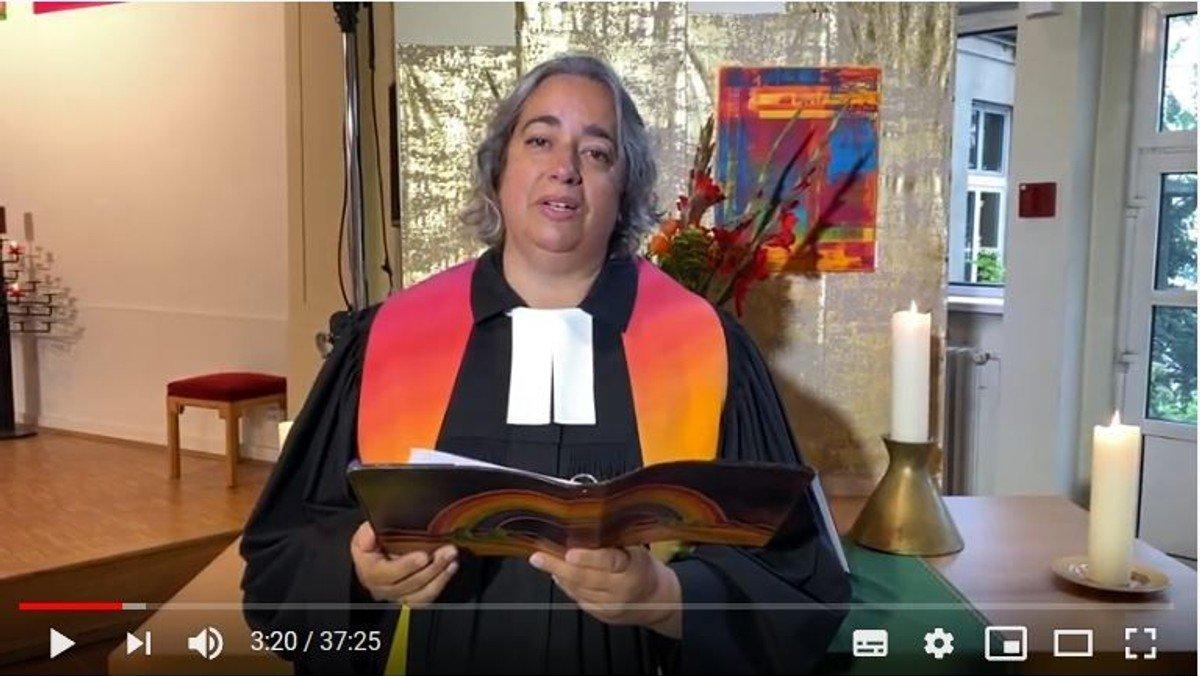 Digitaler Gottesdienst zum Sonntag aus der KulturKirche nikodemus