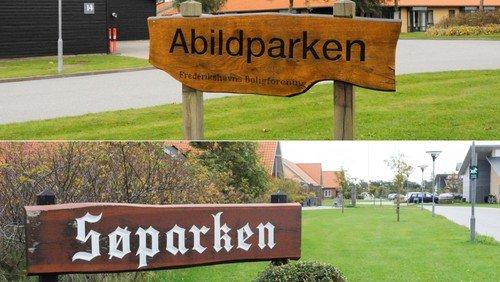 Plejehjemsgudstjeneste i Sø- og Abildparken