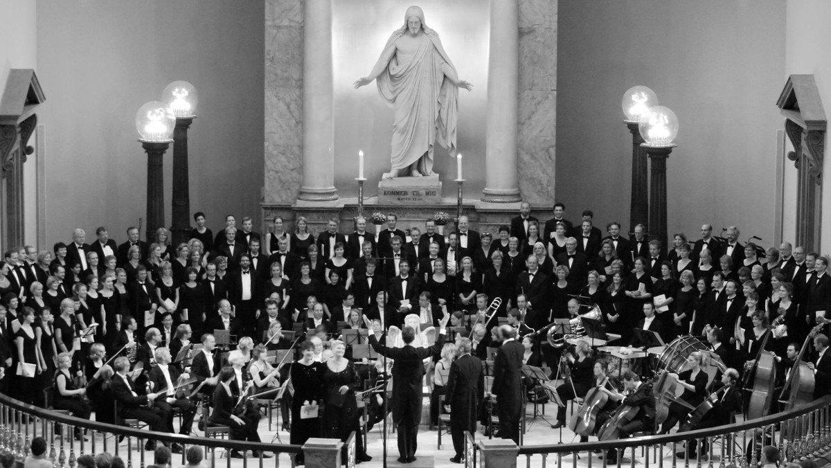 Salieris Requiem og Mozarts c-mol Messe
