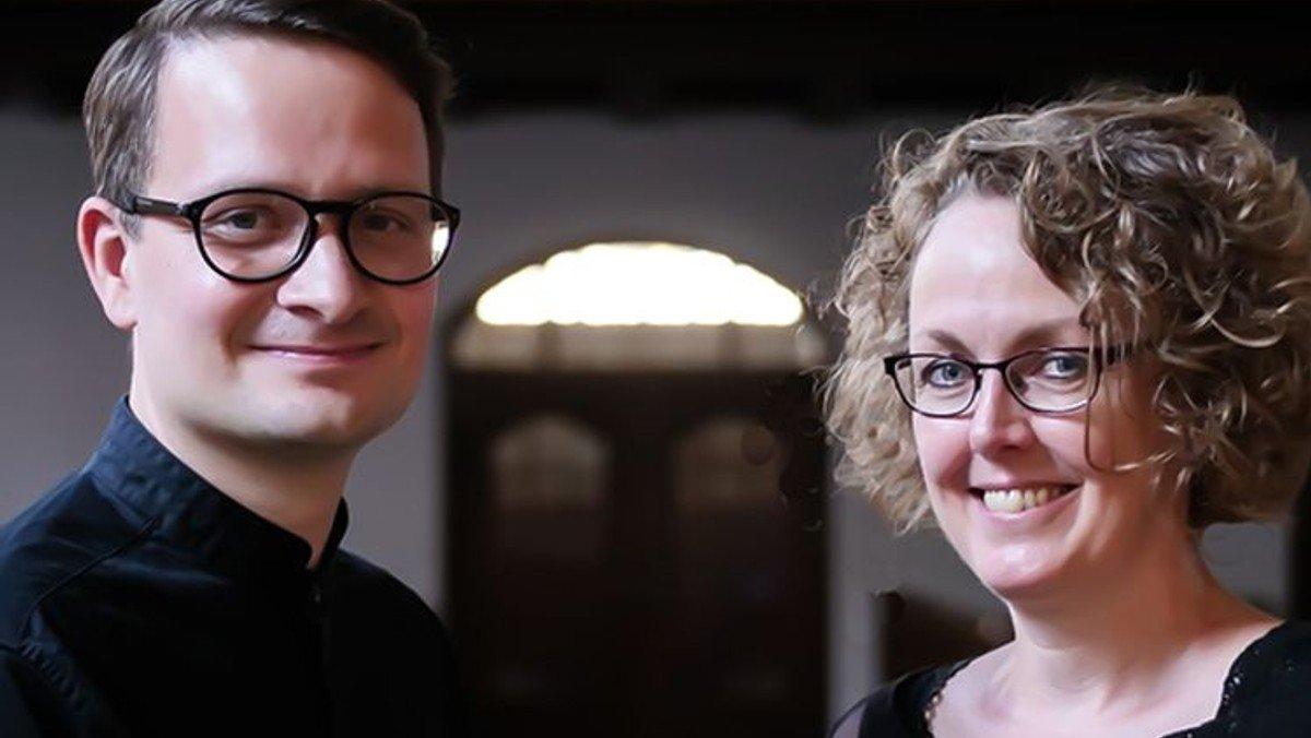 Duo-koncert orgel & klaver