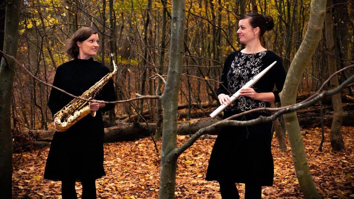 Aiolos Sax og Orgel Duo