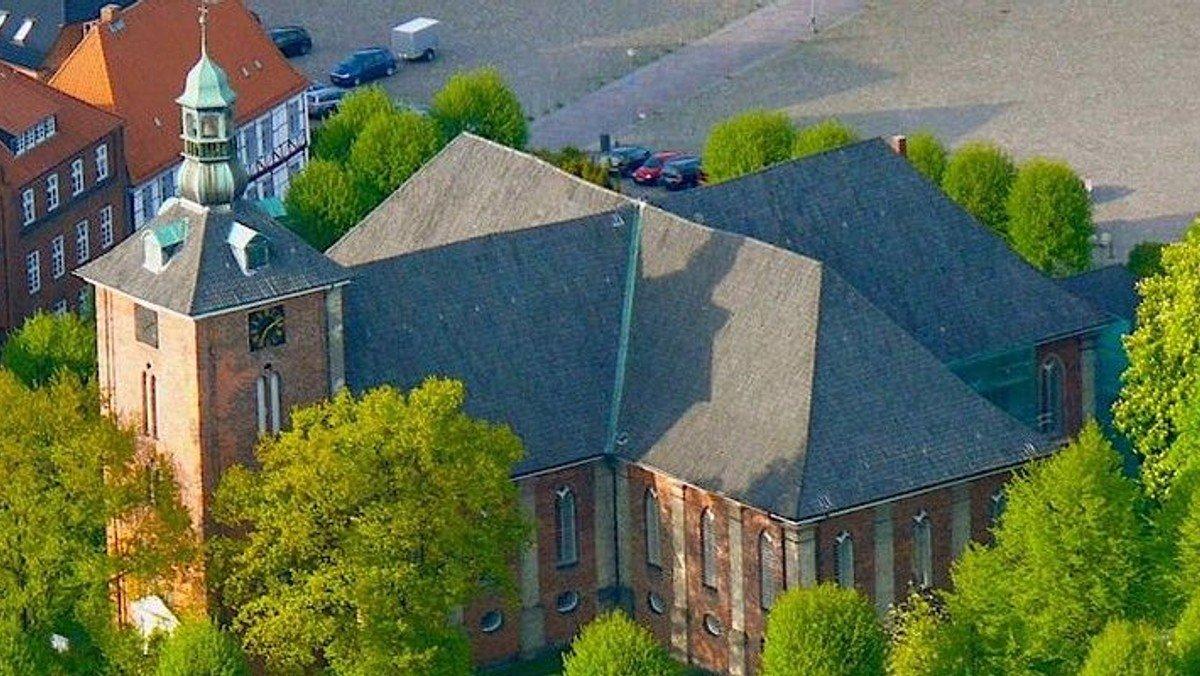 Videogottesdienst - Aufzeichnung aus der Christkirche Rendsburg