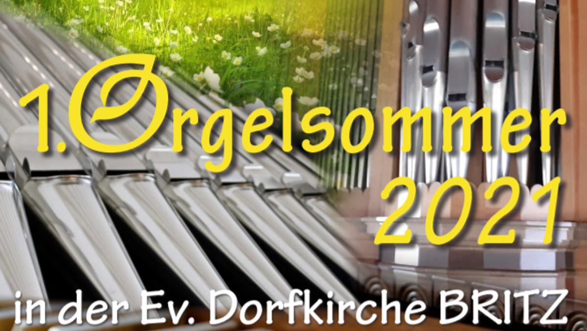 Sommerlicher Auftakt zum Orgelsommer