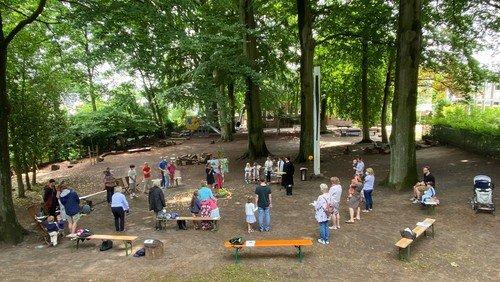 FaGo im Kirchgarten