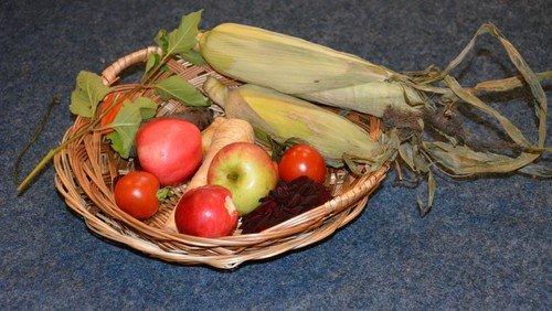 Høstgudstjeneste ved Anne Gadsbøll