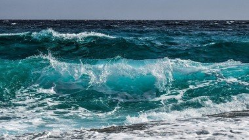 Sommerkirche Thema Meer