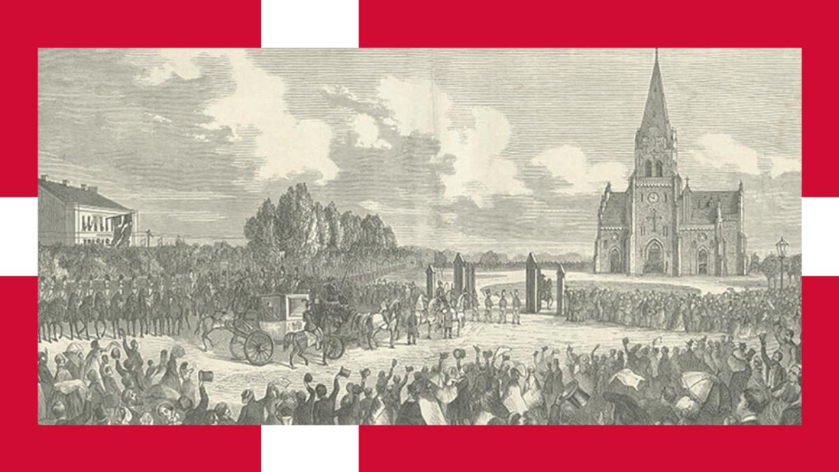 Foredrag om Sankt Johannes Kirkes historie ved Allan Bäck