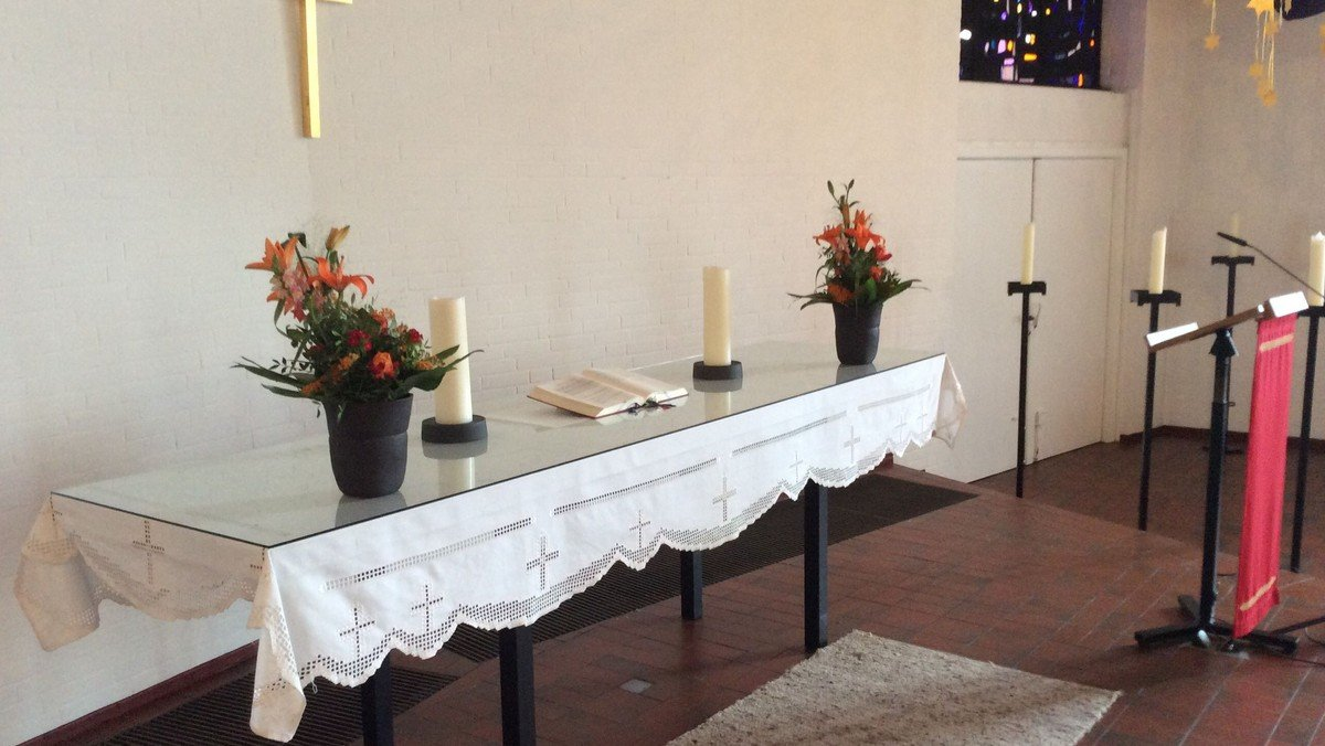 Gottesdienst # 8. So. nach Trinitatis