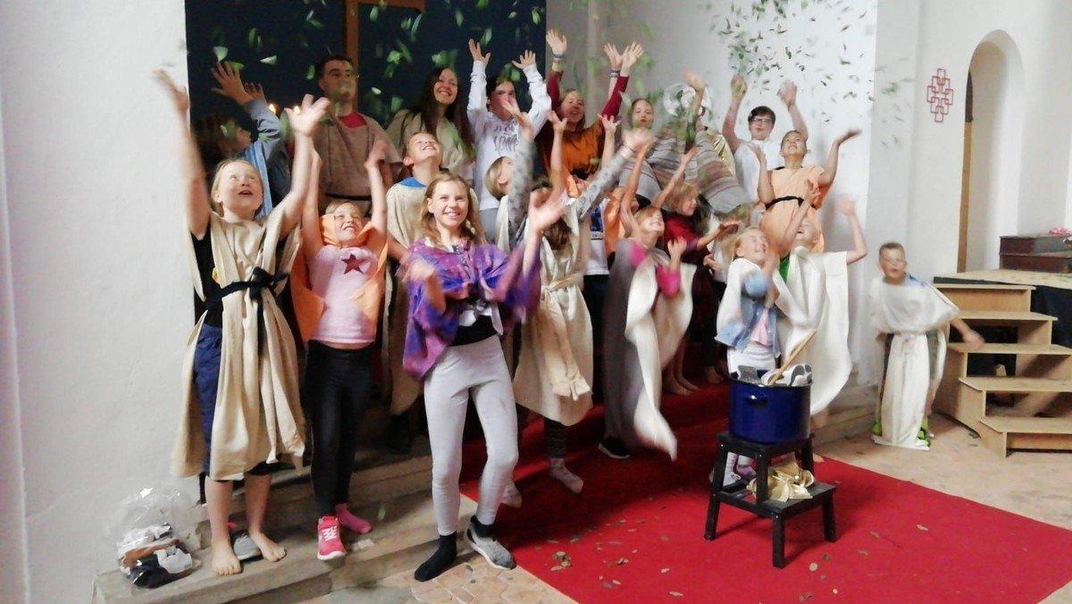 Gottesdienst mit Verabschiedung von Dorothea Götze