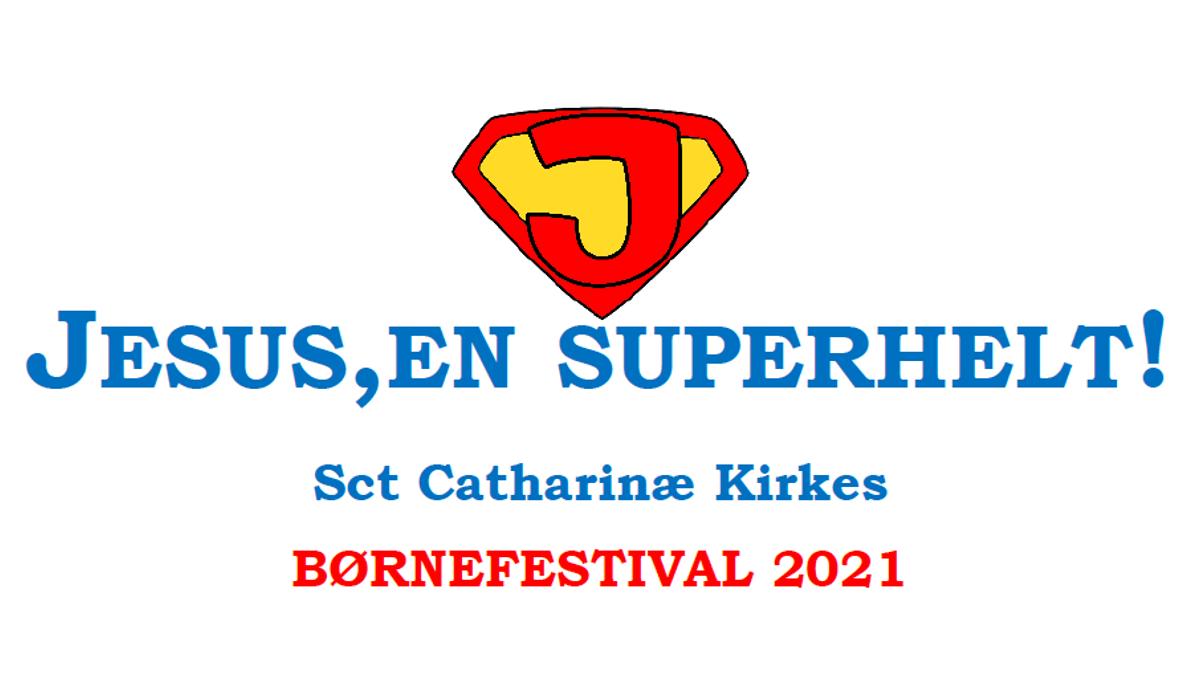 UDSOLGT  -  Børnefestival 2021 - igen hjemme hos jer selv