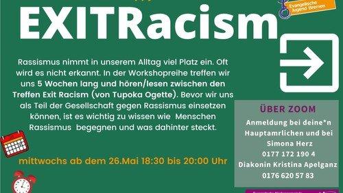 Exit Racism - Antirassismus üben