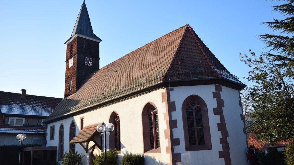 Offene Kirche in Würm