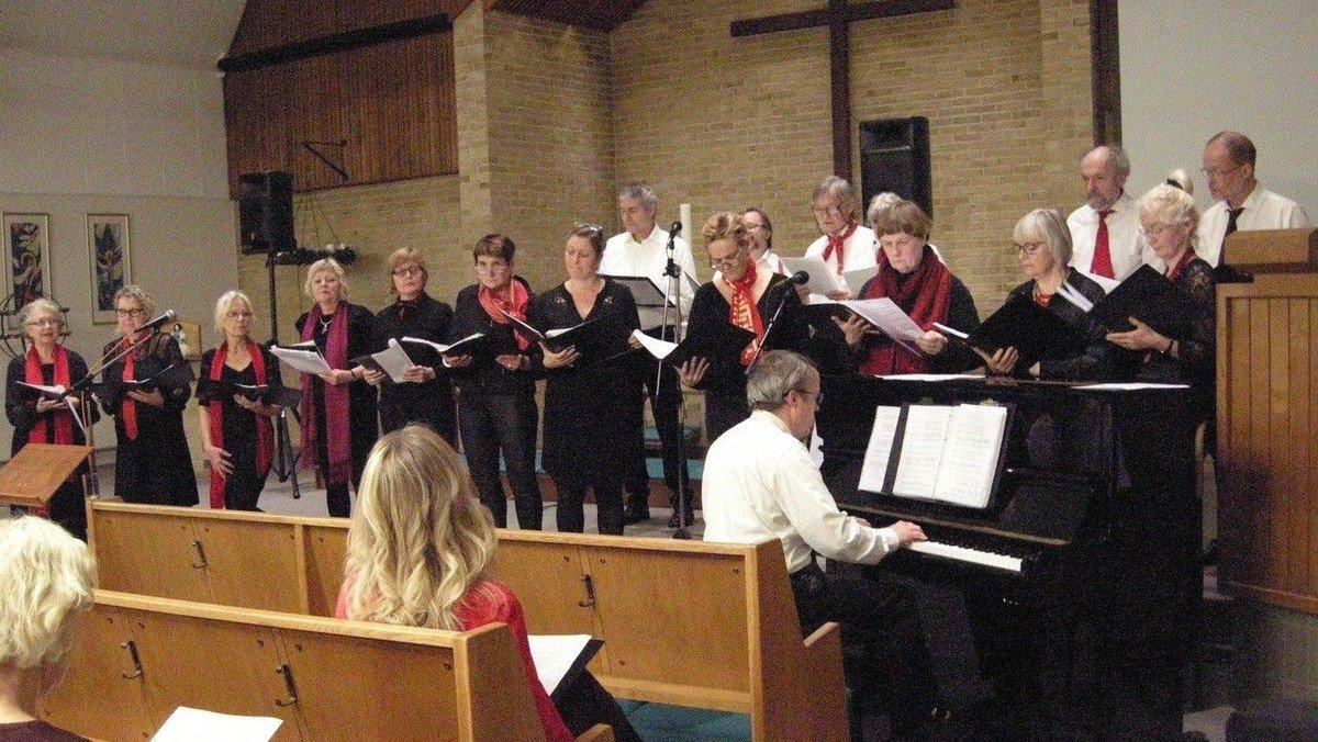 Koncert med koret Takt og Tone