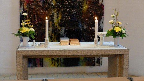 Gudstjeneste og kirkefrokost