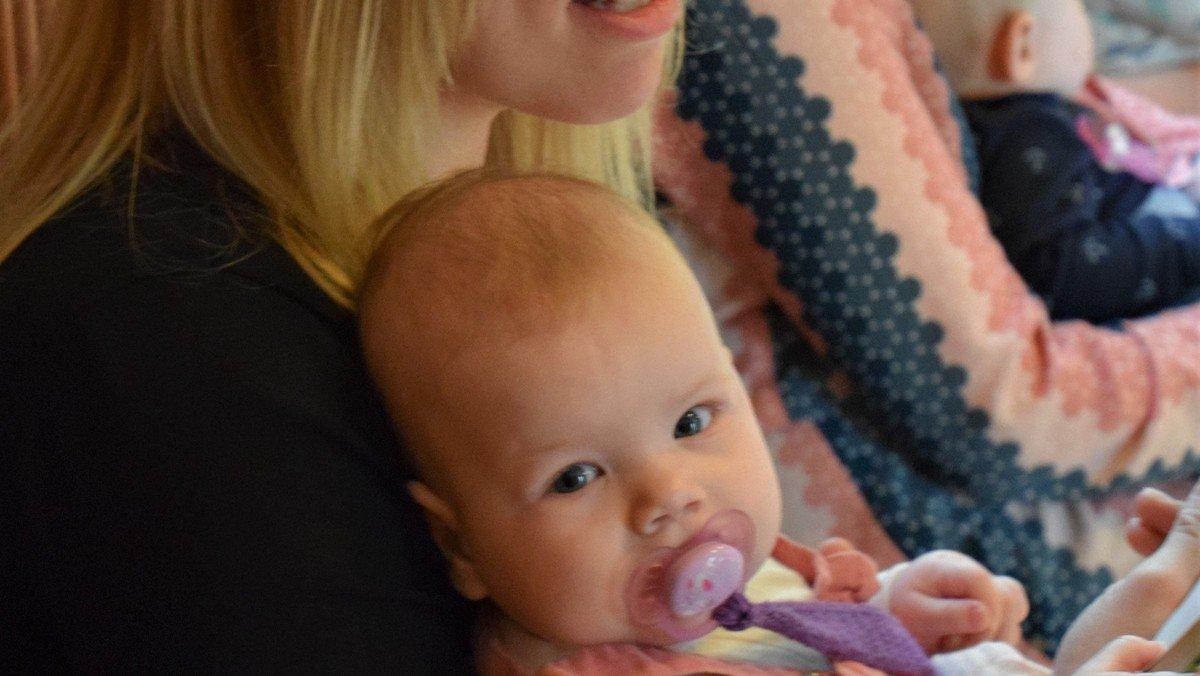 Babysalmesang 2