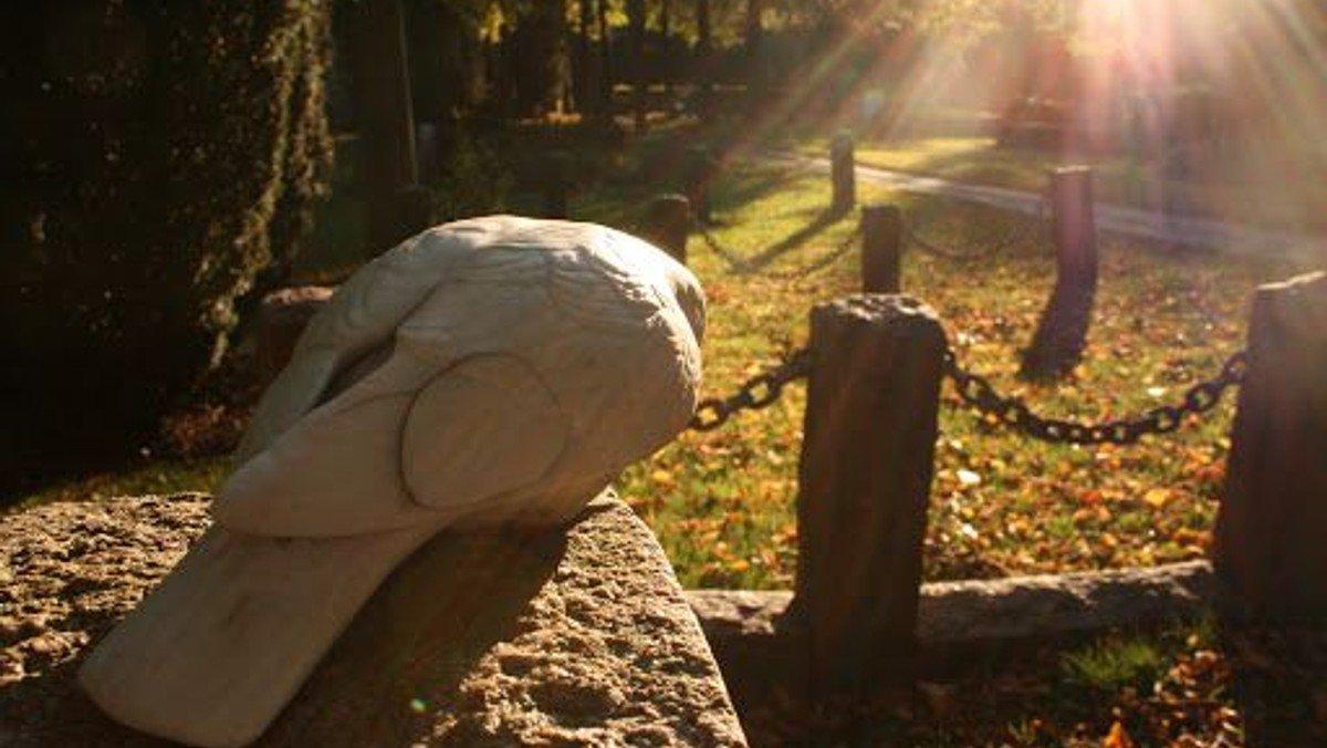 Kirkegårdsvandring i Vilslev