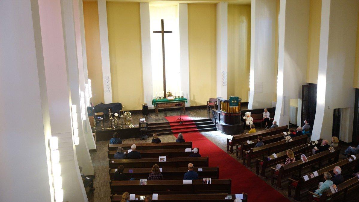 Gottesdienst in Präsenz
