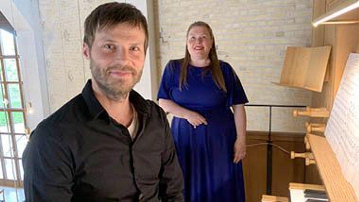 Koncert for orgel og sopran
