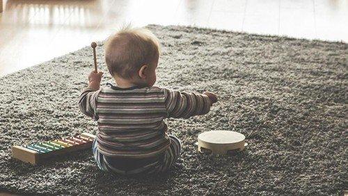 Babysalmesang i Harte Kirke