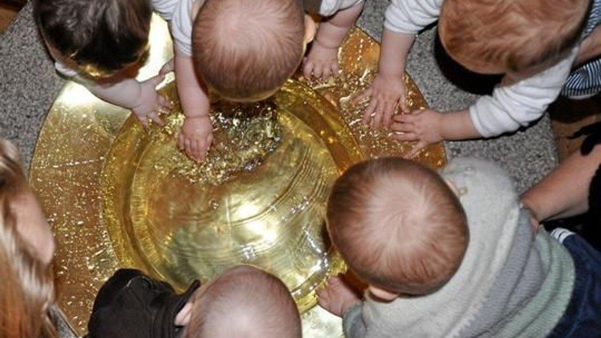 Babysalmesang Svenstrup