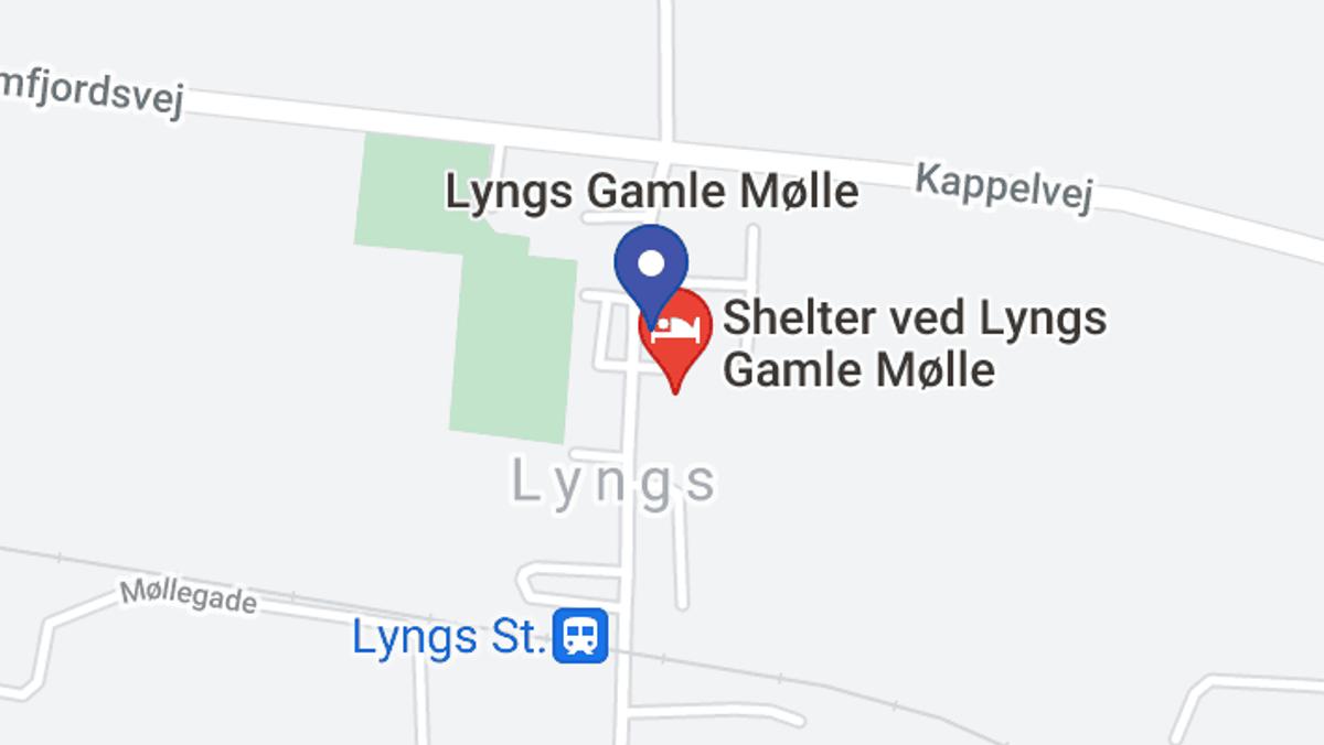 Møllegudstjeneste ved Lyngs Mølle