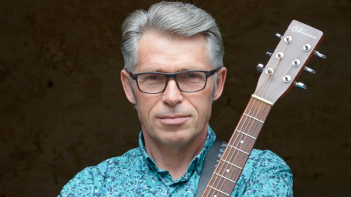 Musikforedrag med Karsten Holm i sognegården