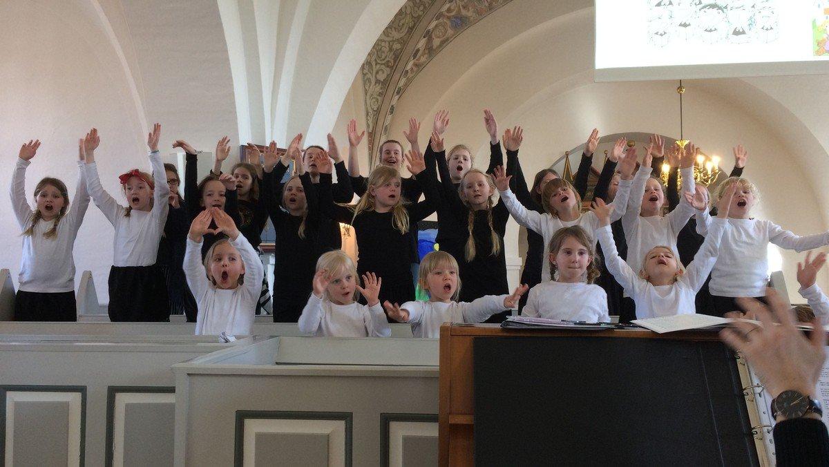 Konfirmation, Jegindø Kirke
