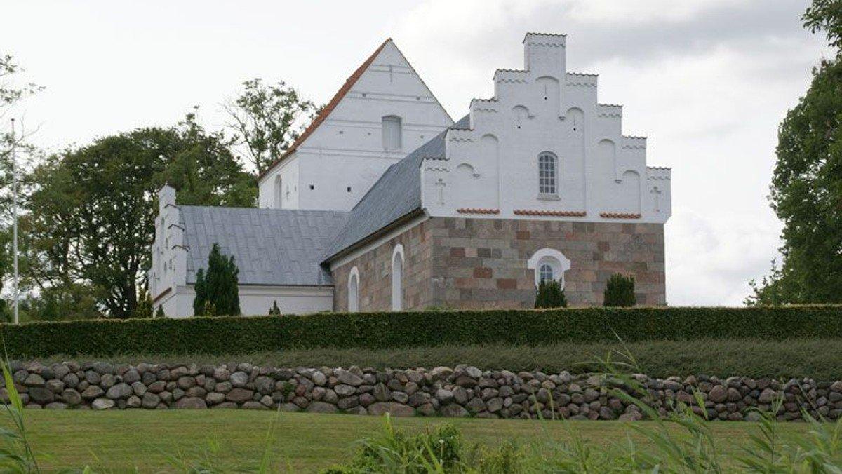 Gudstjeneste i Sjelle Kirke
