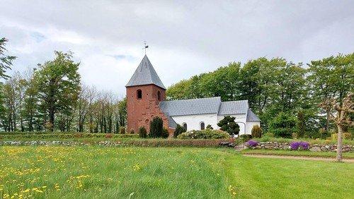 Gudstjeneste i Skivholme Kirke