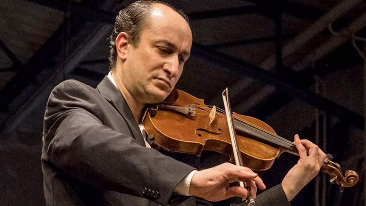 Musikalische Andacht mit Musik für Violine