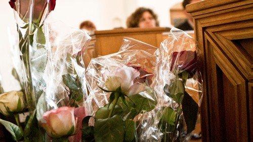 Gudstjeneste (konfirmation)  i Skivholme Kirke