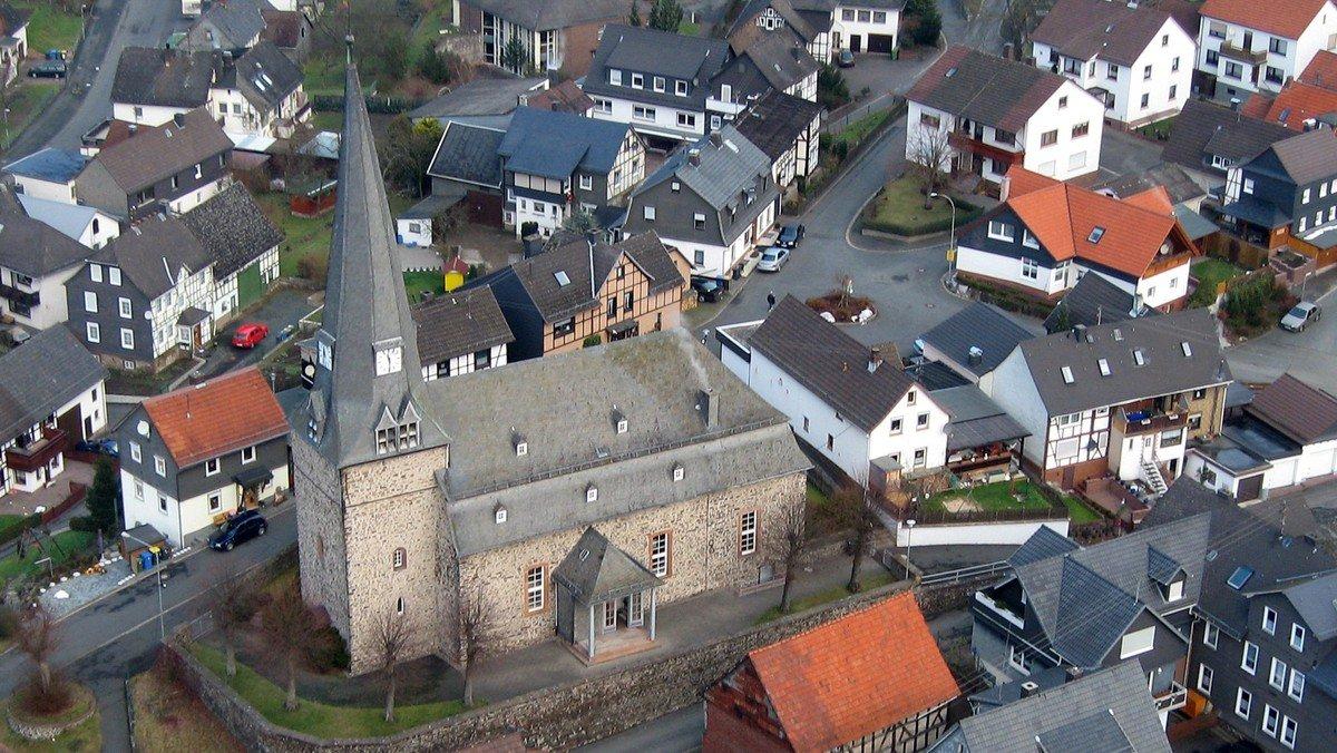 Gottesdienst in Wallau